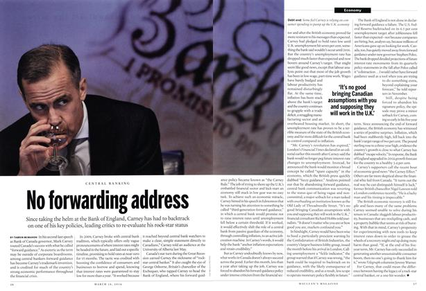 Article Preview: No forwarding address, March 2014 | Maclean's