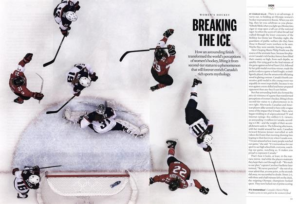 Article Preview: BREAKING THE ICE, March 2014 | Maclean's