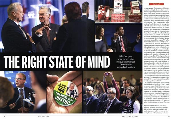 Article Preview: THE RIGHT STATE OF MIND, March 2014   Maclean's