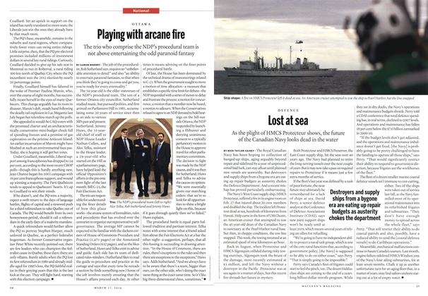 Article Preview: Lost at sea, March 2014 | Maclean's
