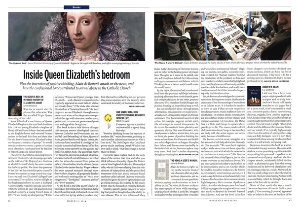 Article Preview: Inside Queen Elizabeth's bedroom, March 2014 | Maclean's