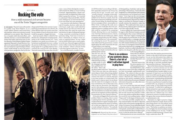 Article Preview: Rocking the vote, March 2014 | Maclean's