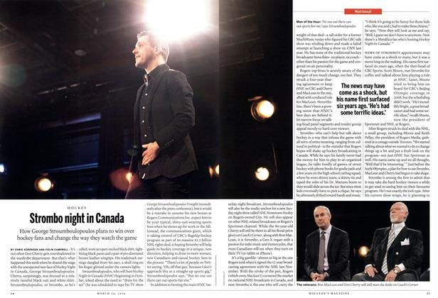 Article Preview: Strombo night in Canada, March 2014 | Maclean's