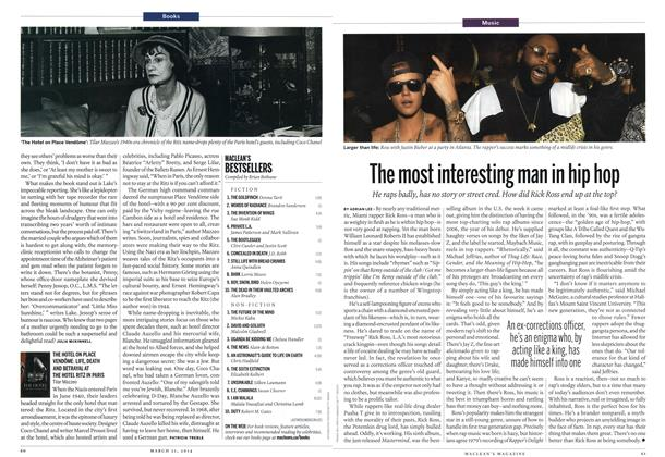 Article Preview: The most interesting man in hip hop, March 2014 | Maclean's
