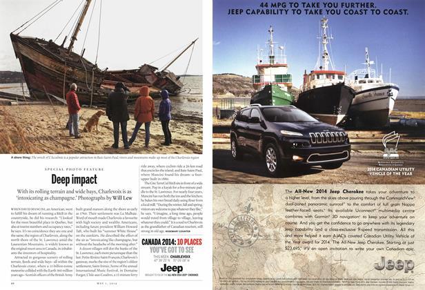 Article Preview: Deep impact, May 2014 | Maclean's