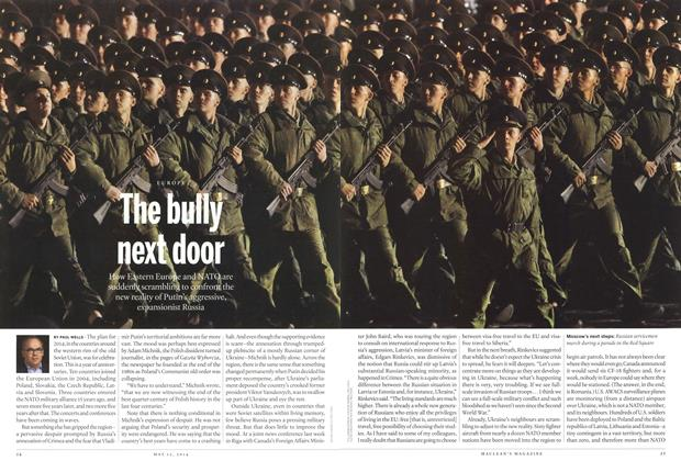 Article Preview: The bully next door, May 2014 | Maclean's