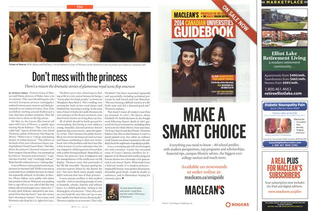 Article Preview: Don't mess with the princess, May 2014   Maclean's