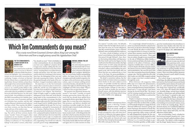 Article Preview: MICHAEL JORDAN: THE LIFE, May 2014 | Maclean's