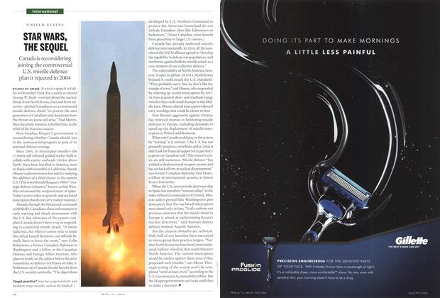 Article Preview: STAR WARS, THE SEQUEL, May 2014 | Maclean's