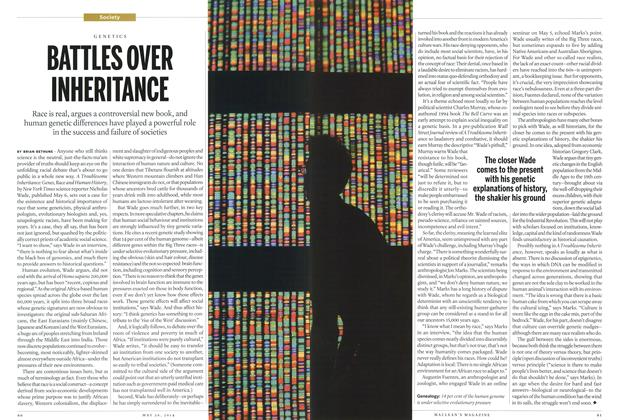 Article Preview: BATTLES OVER INHERITANCE, May 2014 | Maclean's