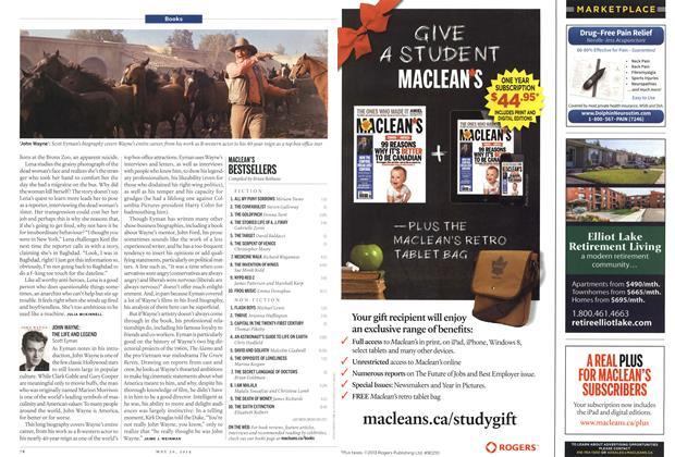 Article Preview: MACLEAN'S BESTSELLERS, May 2014 | Maclean's
