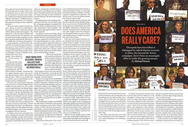 Article Preview: DOES AMERICA REALLY CARE?, June 2014 | Maclean's