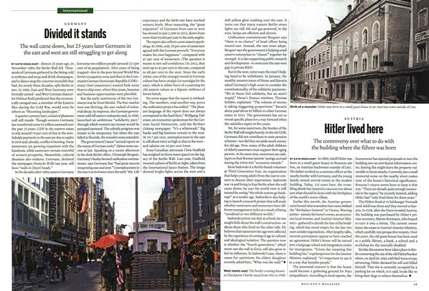 Article Preview: Hitler lived here, June 2014 | Maclean's