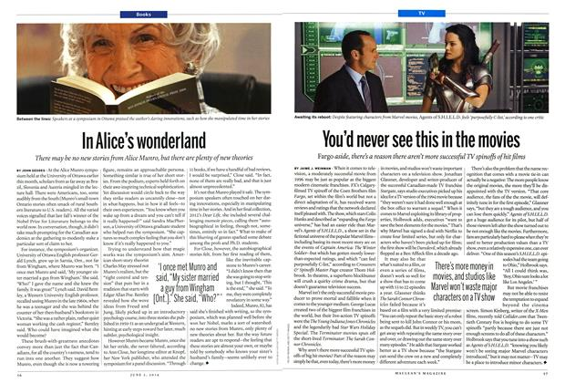 Article Preview: In Alice's wonderland, June 2014 | Maclean's