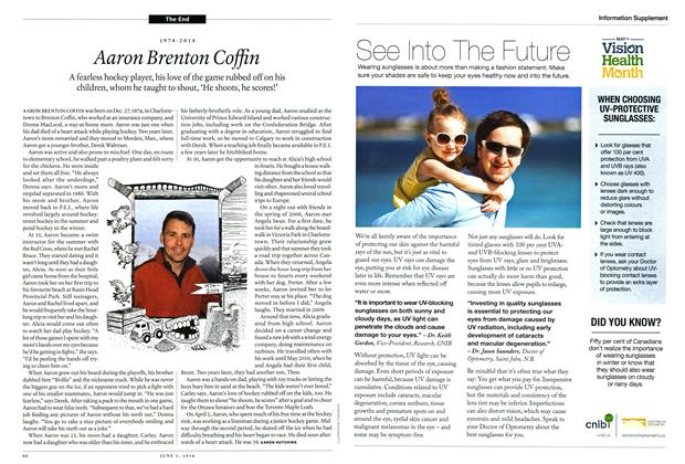 Article Preview: Aaron Brenton Coffin, June 2014 | Maclean's