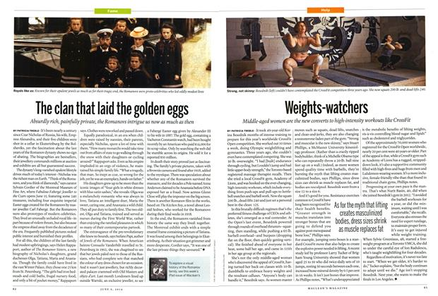 Article Preview: The clan that laid the golden eggs, JUNE 9,2014 2014   Maclean's