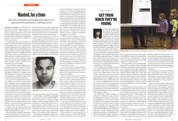 Article Preview: Wanted, for a time, June 2014 | Maclean's