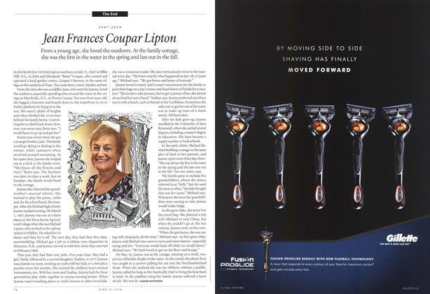 Article Preview: Jean Frances Coupar Lipton, June 2014 | Maclean's