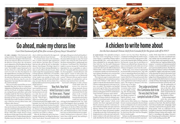 Article Preview: A chicken to write home about, July 2014 | Maclean's