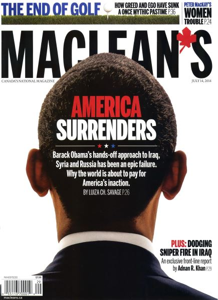 Issue: - July 2014 | Maclean's