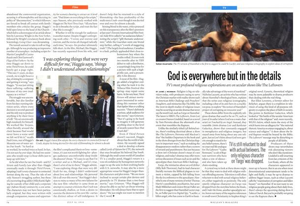 Article Preview: God is everywhere but in the details, July 2014 | Maclean's