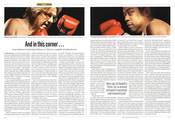 Article Preview: And in this corner..., July 2014 | Maclean's