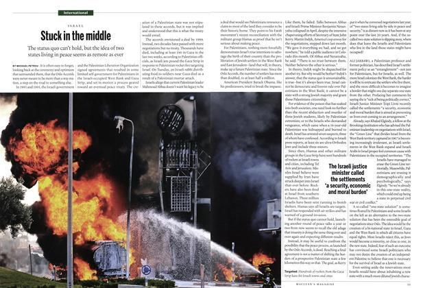 Article Preview: Stuck in the middle, July 2014 | Maclean's