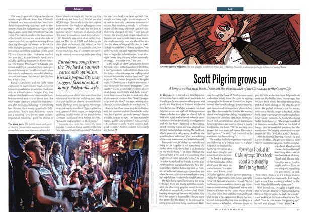Article Preview: Scott Pilgrim grows up, July 2014   Maclean's