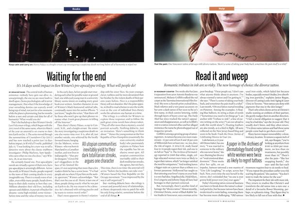Article Preview: Waiting for the end, July 2014 | Maclean's