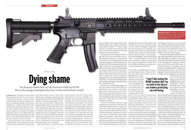 Article Preview: Dying shame, July 2014 | Maclean's