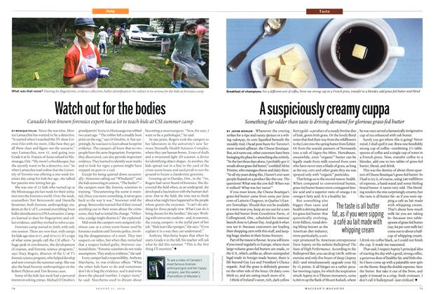 Article Preview: Watch out for the bodies, August 2014 | Maclean's