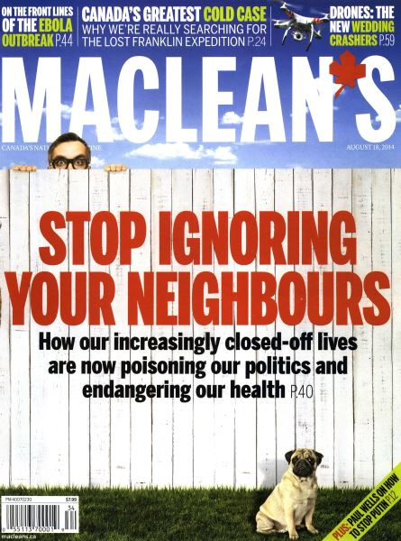 Issue: - August 2014 | Maclean's