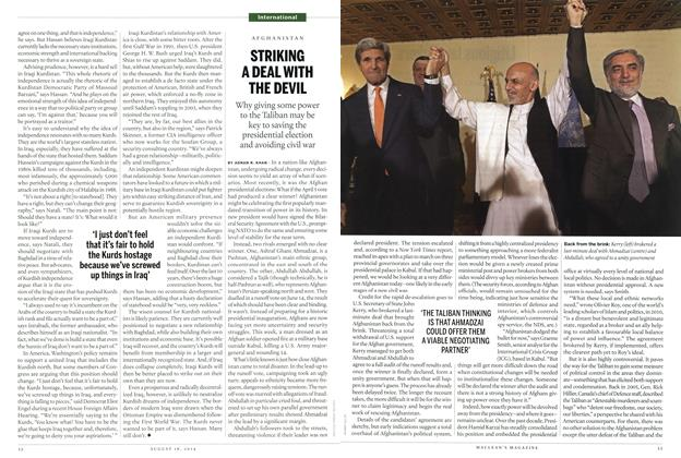 Article Preview: STRIKING A DEAL WITH THE DEVIL, August 2014 | Maclean's