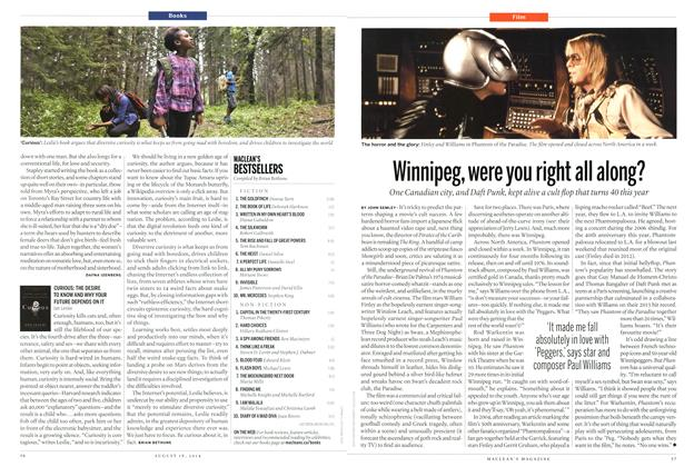 Article Preview: Winnipeg, were you right all along?, August 2014 | Maclean's