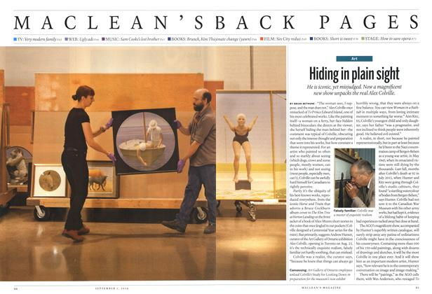 Article Preview: Hiding in plain sight, September 2014   Maclean's