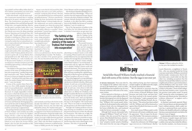 Article Preview: Hell to pay, September 2014 | Maclean's