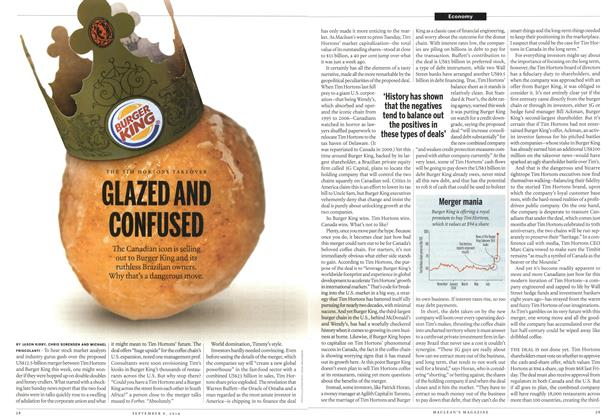 Article Preview: GLAZED AND CONFUSED, September 2014 | Maclean's