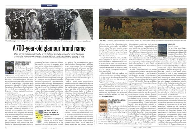 Article Preview: A 700-year-old glamour brand name, September 2014 | Maclean's