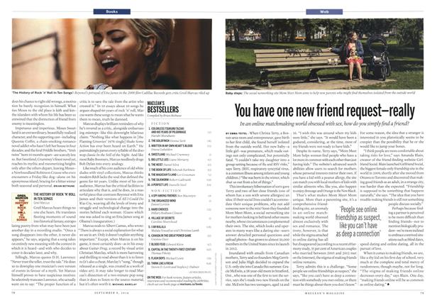 Article Preview: You have one new friend request—really, September 2014 | Maclean's