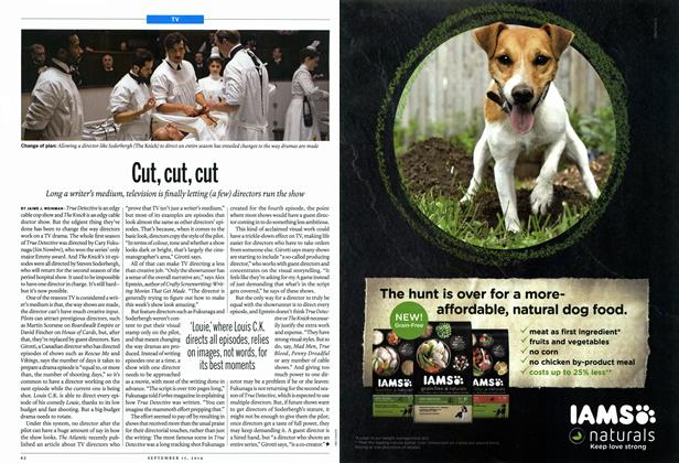 Article Preview: Cut, cut, cut, September 2014 | Maclean's