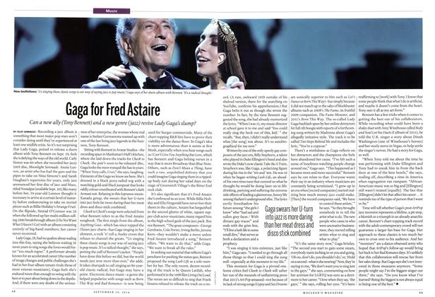Article Preview: Gaga for Fred Astaire, September 2014 | Maclean's