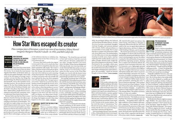 Article Preview: How Star Wars escaped its creator, October 2014 | Maclean's