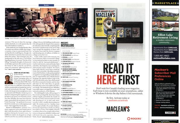 Article Preview: COSBY: HIS LIFE AND TIMES, October 2014 | Maclean's