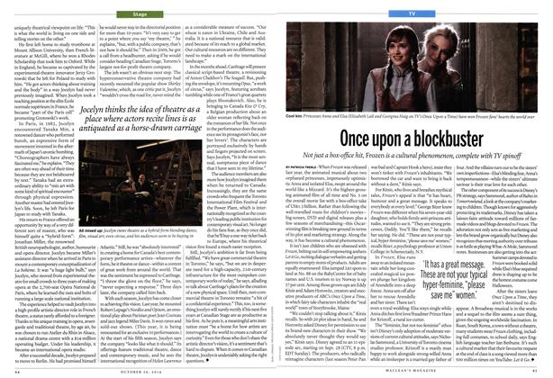 Article Preview: Once upon a blockbuster, October 2014 | Maclean's