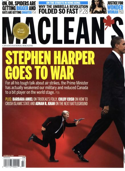 Issue: - October 2014 | Maclean's