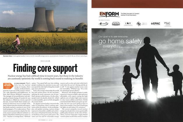 Article Preview: Finding core support, OCTOBER 27' 2014 2014 | Maclean's