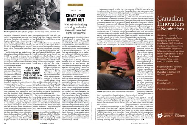 Article Preview: CHEAT YOUR HEART OUT, OCTOBER 27' 2014 2014   Maclean's