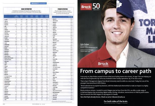 Article Preview: Advertisement, November 2014   Maclean's