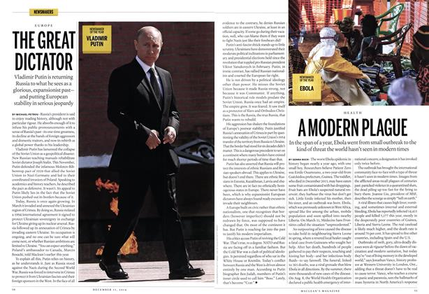 Article Preview: A MODERN PLAGUE, December 2014 | Maclean's