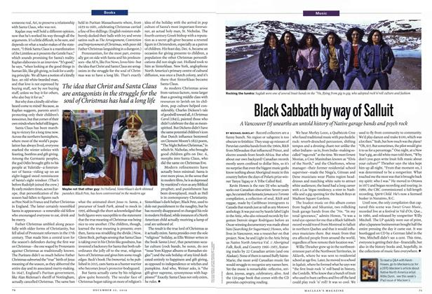 Article Preview: Black Sabbath by way of Salluit, December 2014 | Maclean's